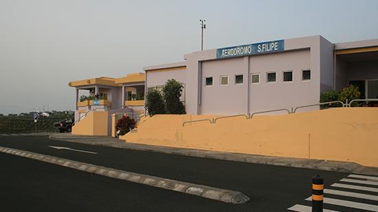 Aeródromo<br> do Fogo