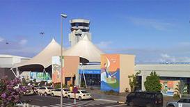 Aeroporto <br>da Praia